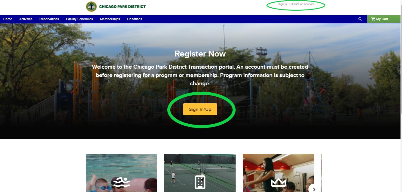 Registration Instructions - Adding a Program to a Wish List STEP 1