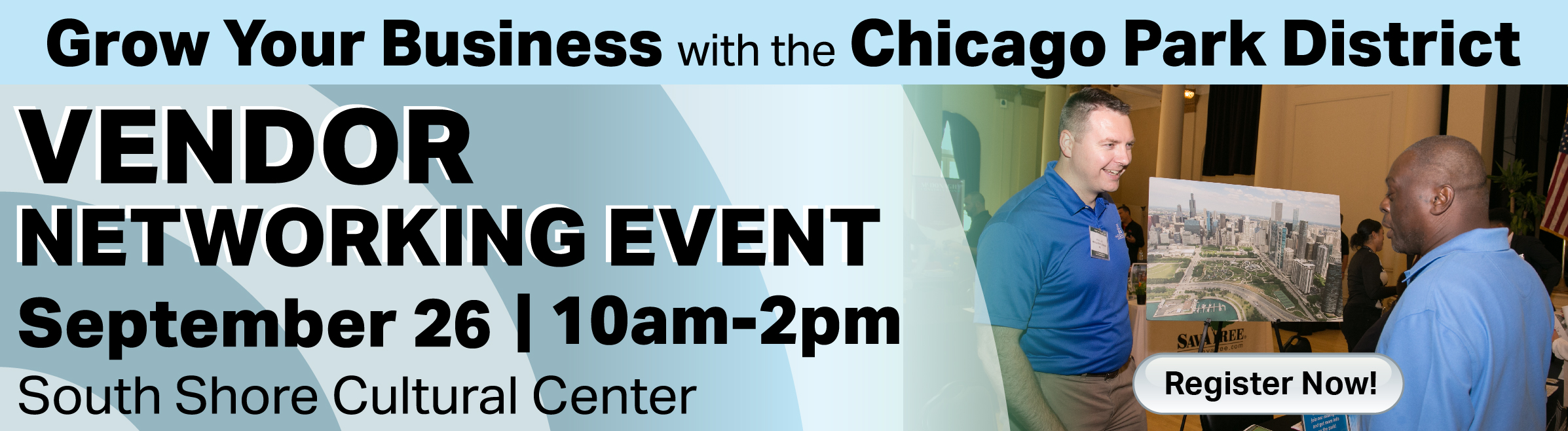 2019 Chicago Park District Vendor Networking Event