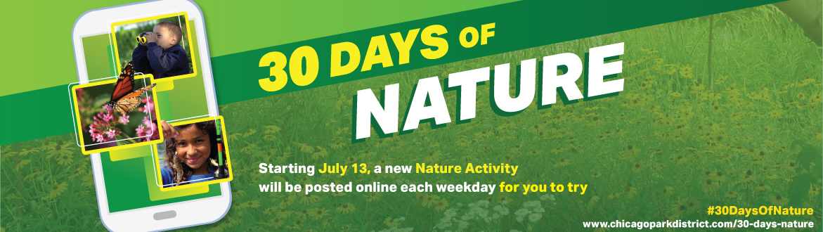 30 Days of Nature