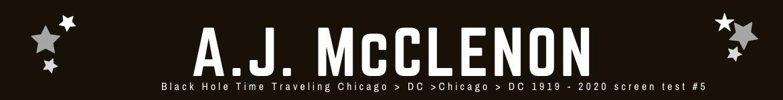A.J. McClenon