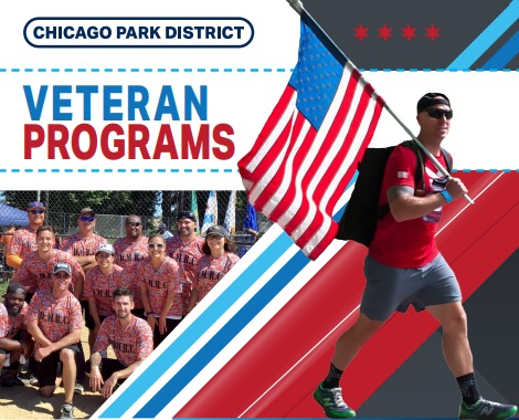 Chicago Park District Veteran Programs