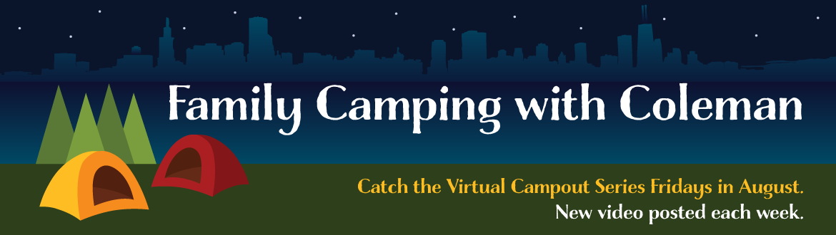 Virtual Family Camping with Coleman