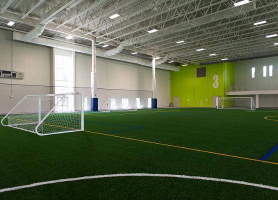 ComEd Rec Center at Addams Park - Indoor Soccer Field