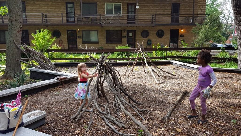Cornell Park Nature Play Space