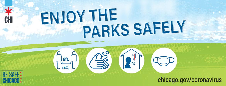 Enjoy the Parks Safely