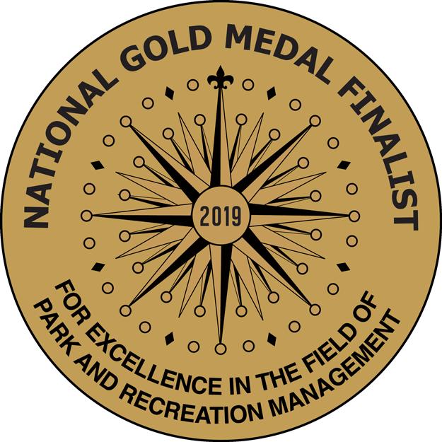 2019 NRPA Gold Medal Finalist logo