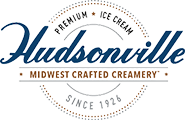 Official Sponsor Hudsonville Ice Cream Logo
