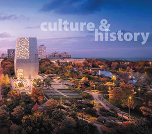 South Lakefront Framework Plan - Culture & History