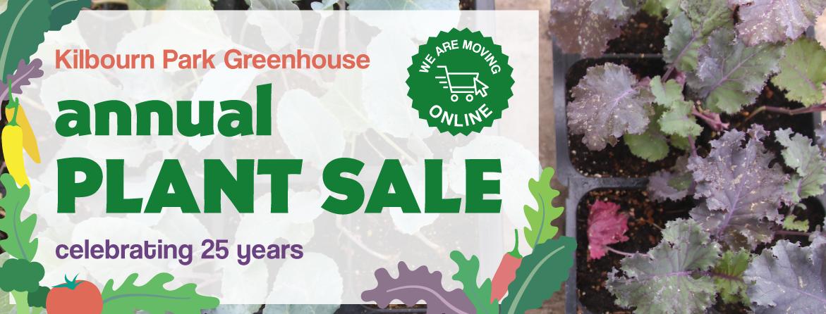 Kilbourn Park Greenhouse Plant Sale
