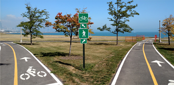 Lakefront Trail Separation Project - 35th to 41st Streets