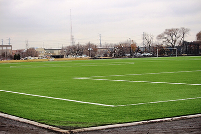La Villita Soccer Fields & Baseball Diamond