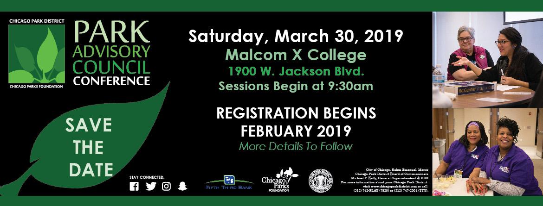 2019 Park Advisory Council Conference