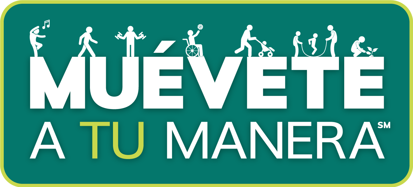 Move Your Way logo - Spanish