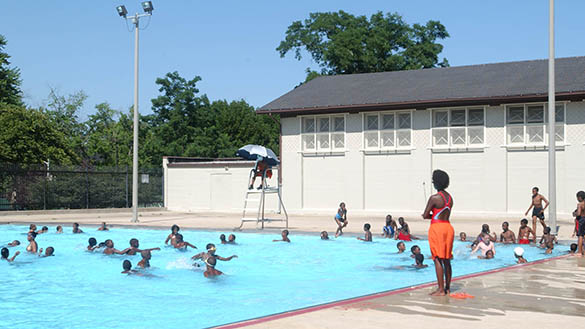 Sherman Park Pool