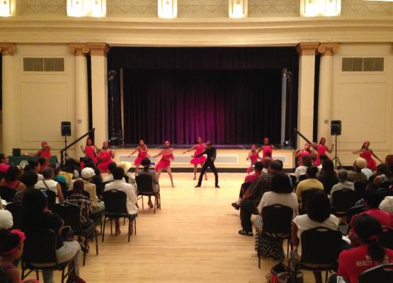 South Shore Cultural Center Auditorium