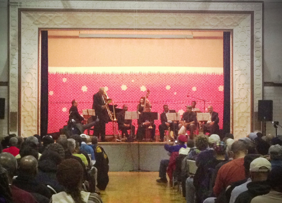 Tuley Park Cultural Center - Jazz City Concert