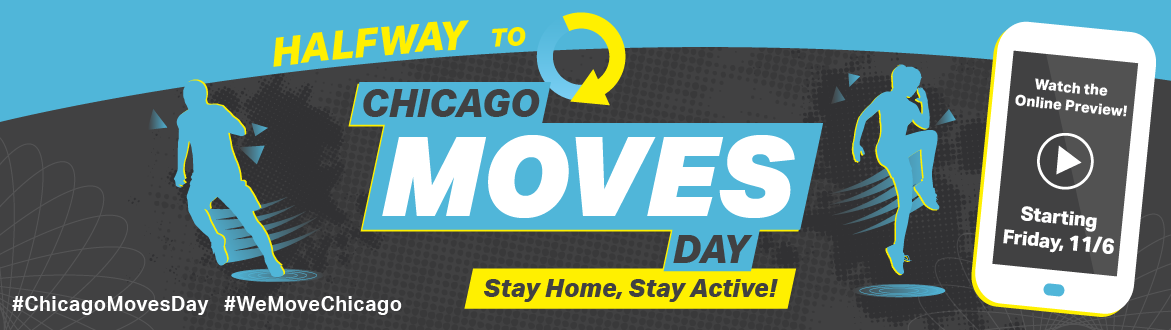 Halfway to Chicago Moves Day