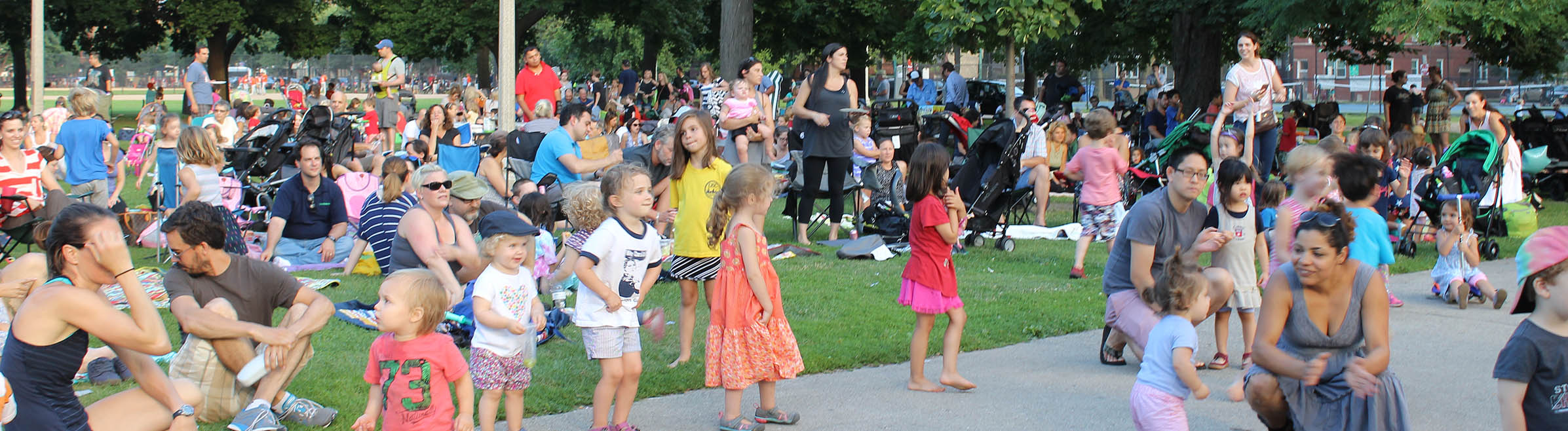 Welles Park Concert in the Park