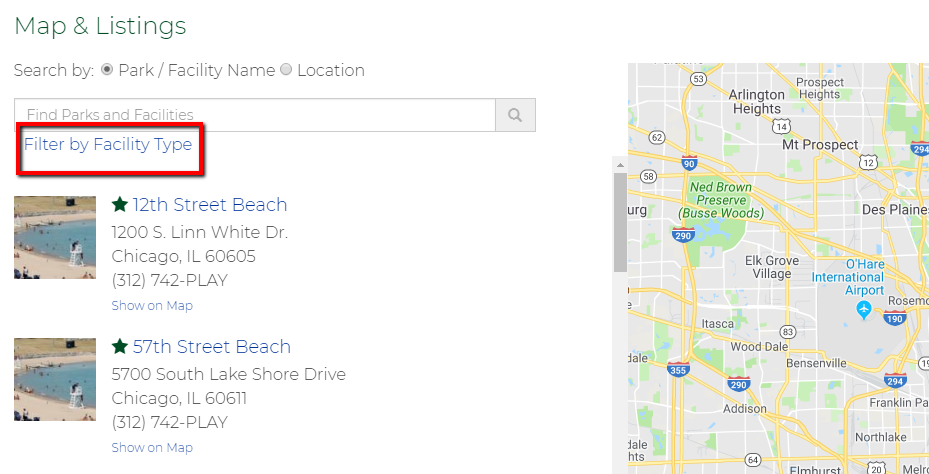 Quick Guide: Beach Conditions Publisher | Chicago Park District on