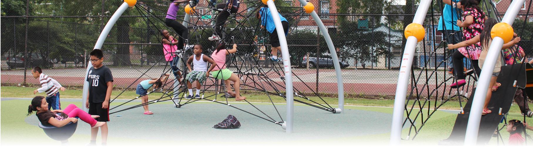 Cornell Square Playground
