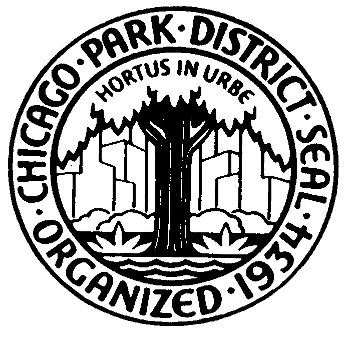 Chicago Park District Seal