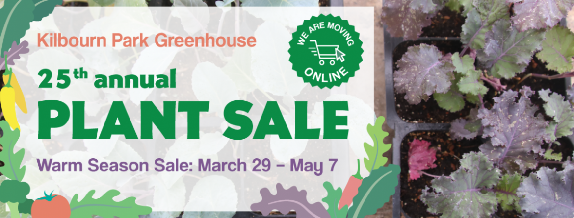 Kilbourn Greenhouse Plant Sale - 2021