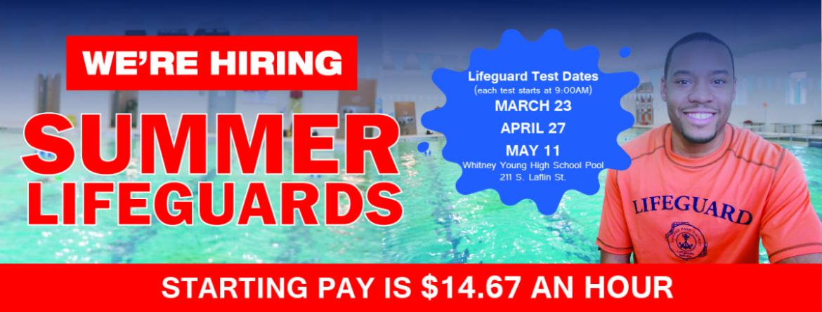 Lifeguard Test 2019