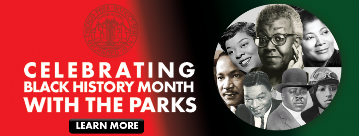Celebrate Black History Month with the Parks - on-demand activities and virtual events.  Click here to learn more.
