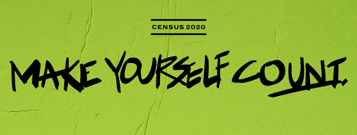 Make Yourself Count - Census 2020
