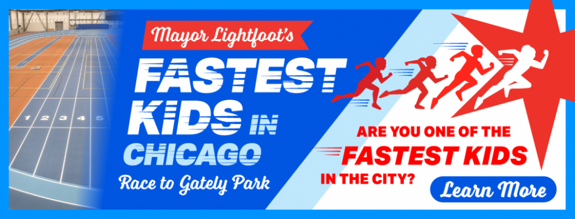 Are you one of Chicago's fastest kids?  Sign up for one of these events to compete to be Chicago's fastest kids.  Click on this image to learn more & register.
