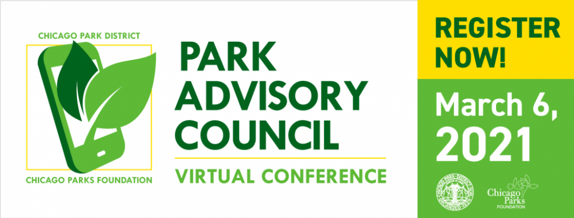 Click here to register now for the 2021 Park Advisory Council Virtual Conference on March 6.