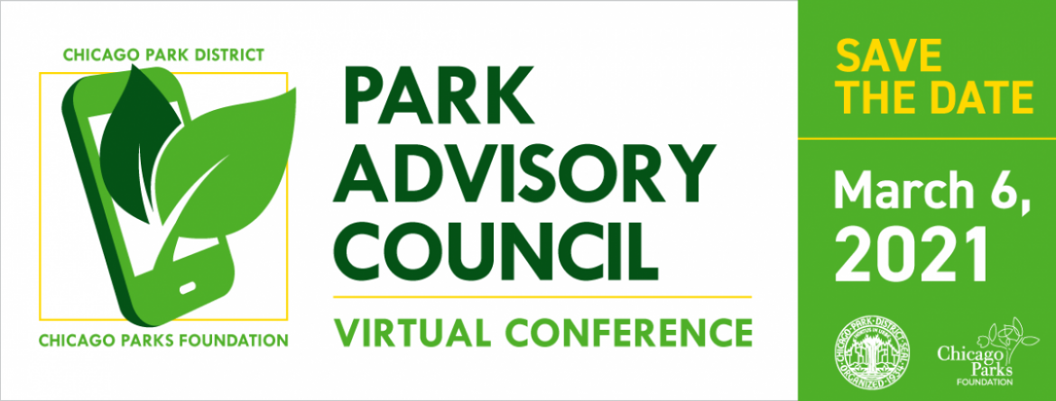 Save the date for the 2021 Park Advisory Council Virtual Conference, March 6.