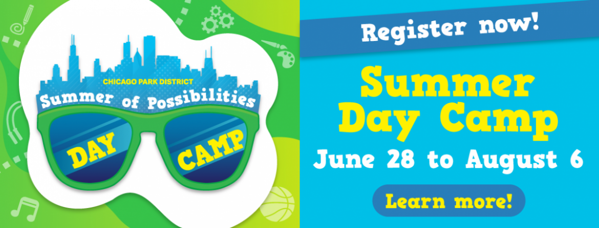 Day camp 2021 - explore the summer of possibilities. Day camp runs June 28 - August 6.  Click here to learn more and register.