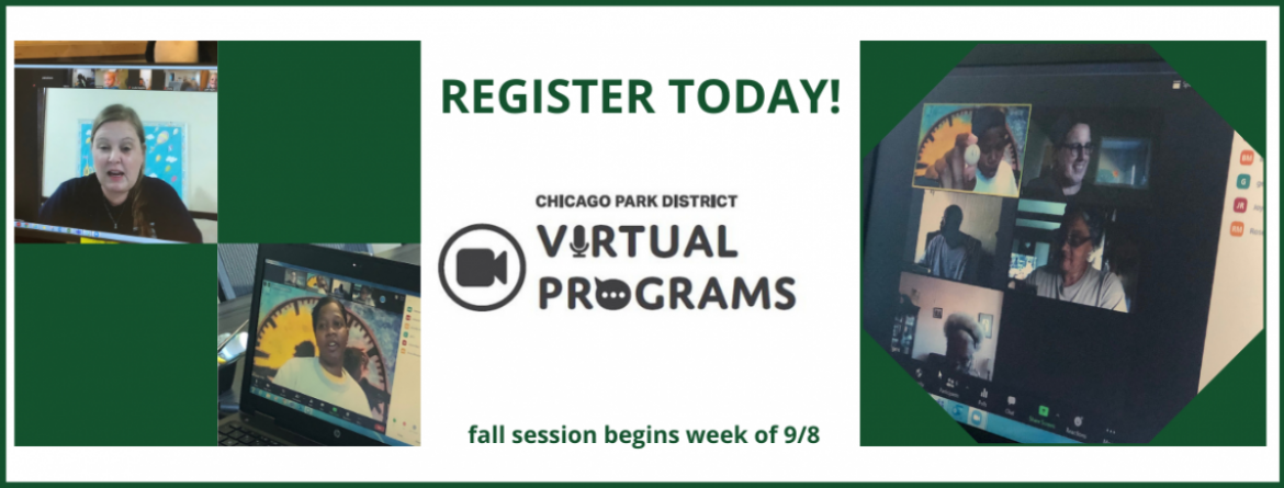 2020 Fall Virtual Program Registration