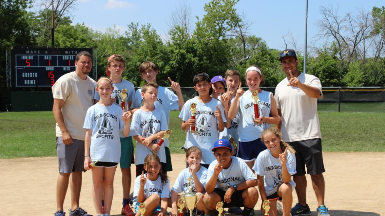 Hamlin champions!