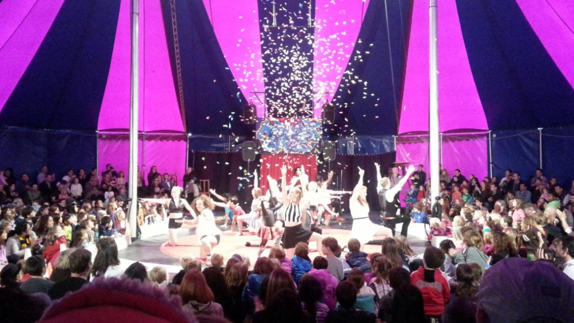 Amazing time at the Circus at Welles Park
