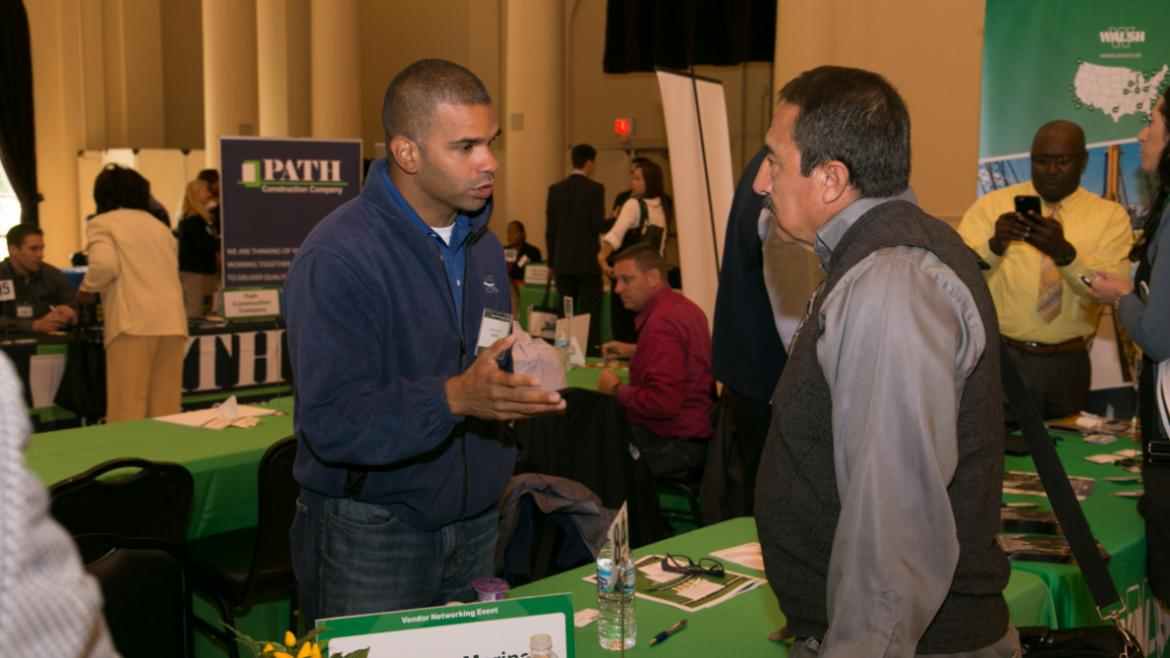 Chicago Park District Vendor Networking Event