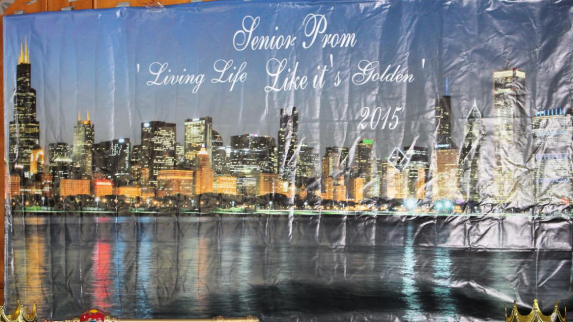 A Senior Prom 2015 at Columbus Park