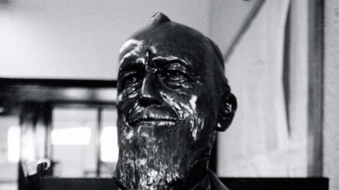 On March 4, 1929, descendants of Paul Cornell presented this bust as a gift to the park, CPD Special