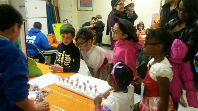 Halloween Fun at Donovan!
