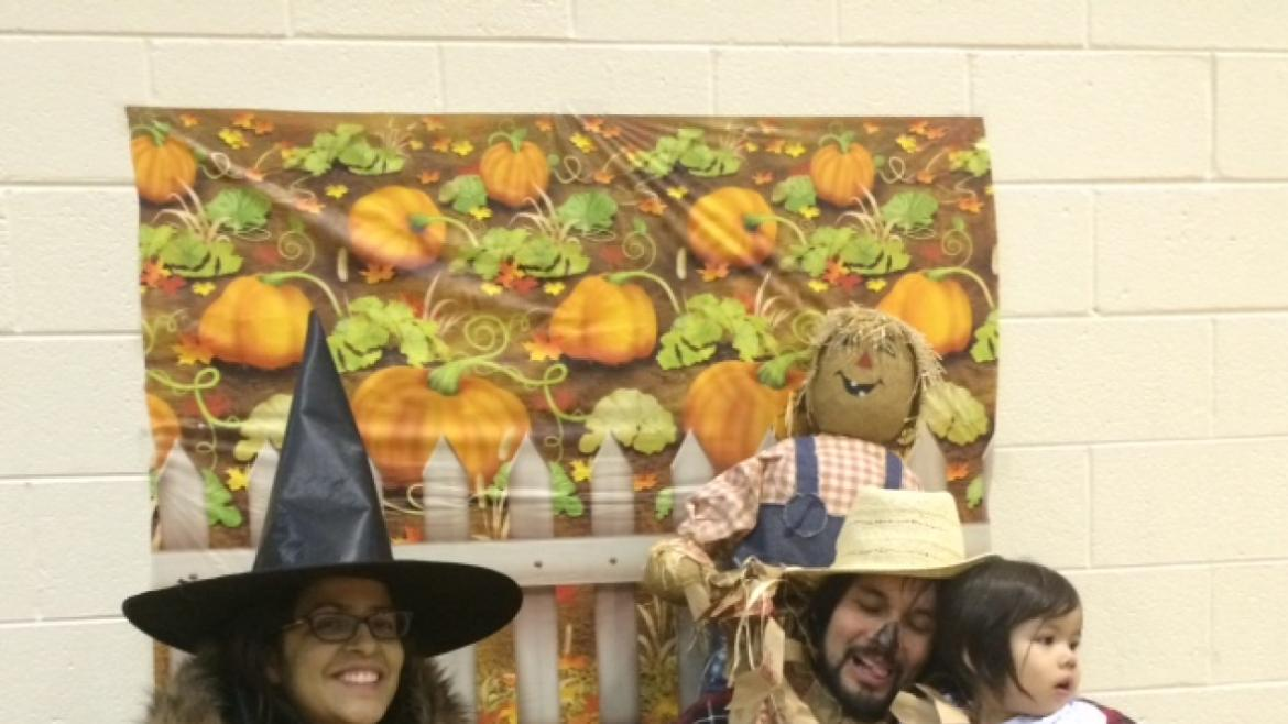 Halloween Family Fun at Skinner Park