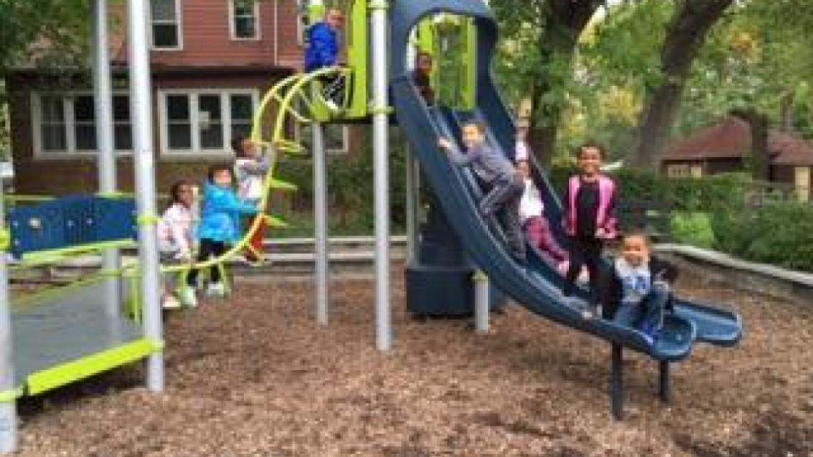 We love our playground at Ridge Park