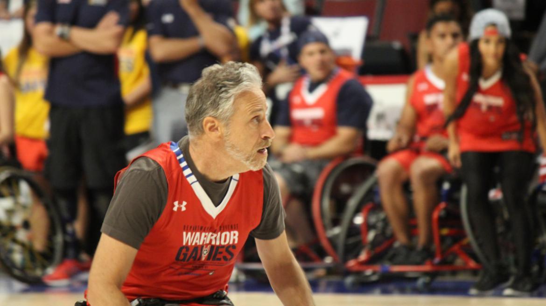 Jon Stewart!