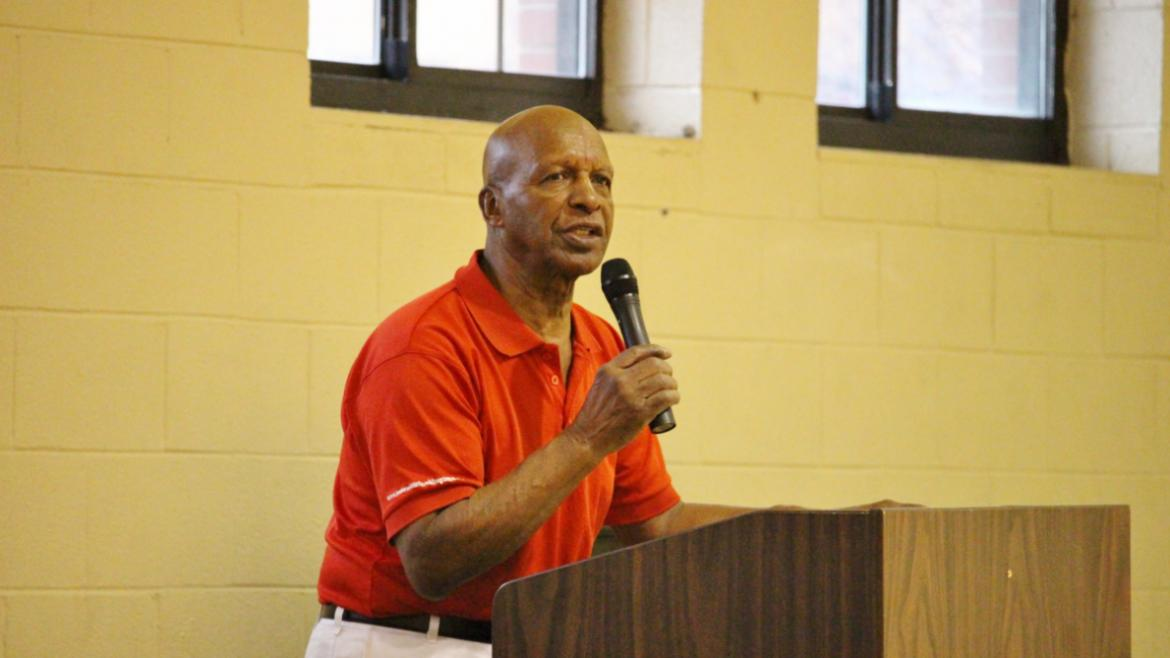 Secretary of State of Illinois Jesse White