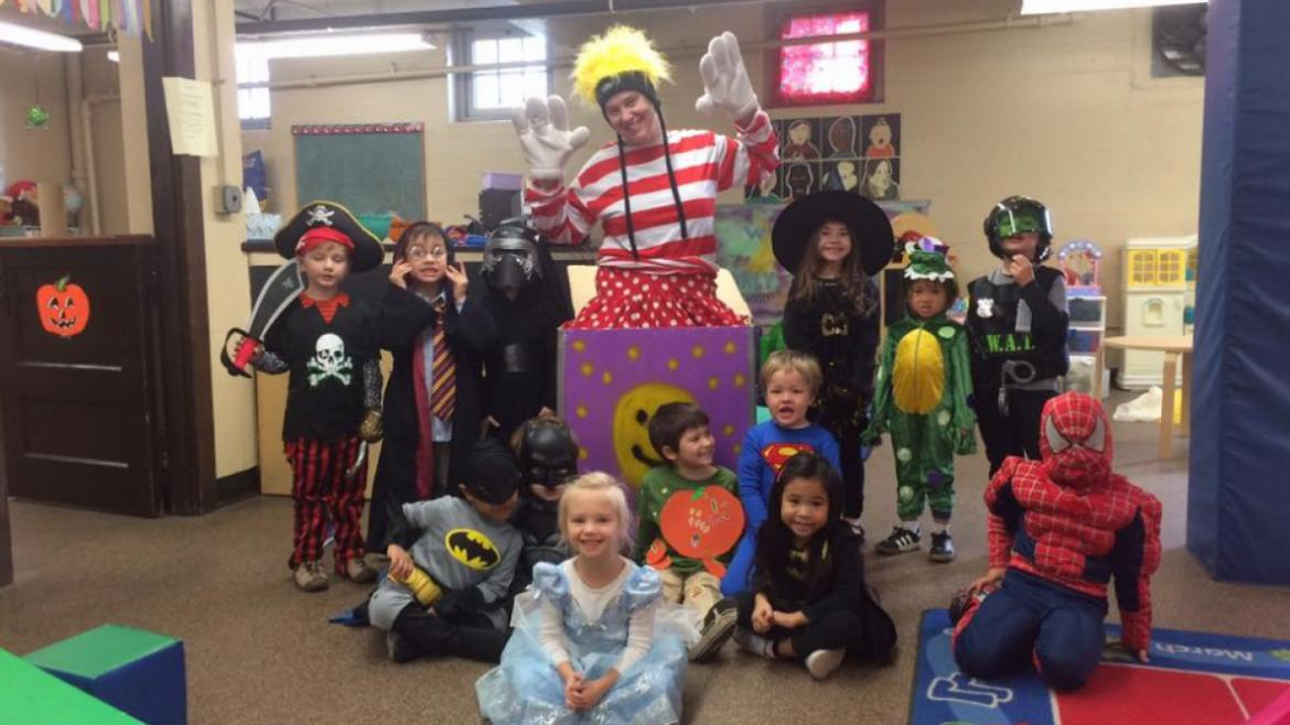 Our Lincoln Park Cultural Center kiddie college had so much fun!