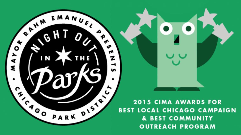 "NOITP APP ""MyChiParks won a CIMA Award"