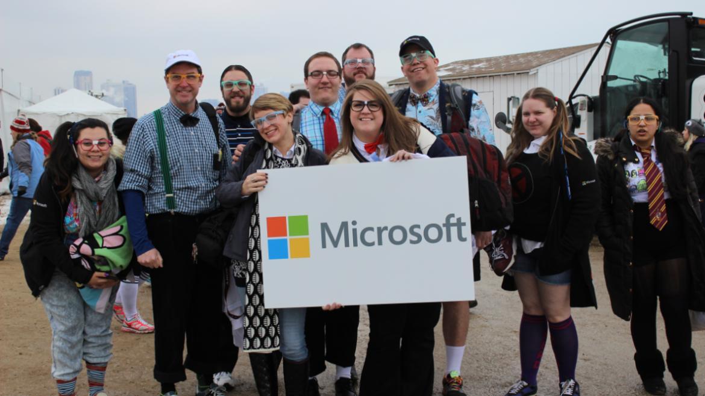 PP Mircosoft computer nerds