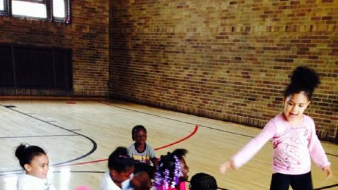 Shedd Campers Play