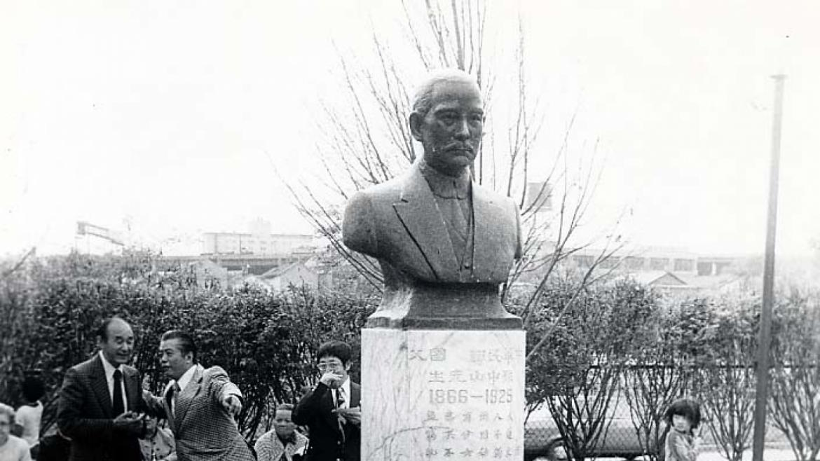 Sun Yat-Sen Park was the first new green space created in Chinatown for many years
