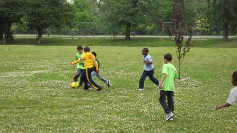 Tarkington Park Soccer